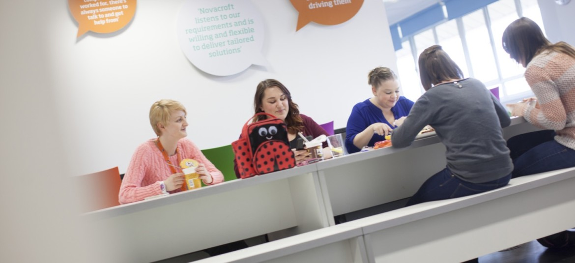 Personalising over 1 million smartcards  a year – 16,000 on our busiest day