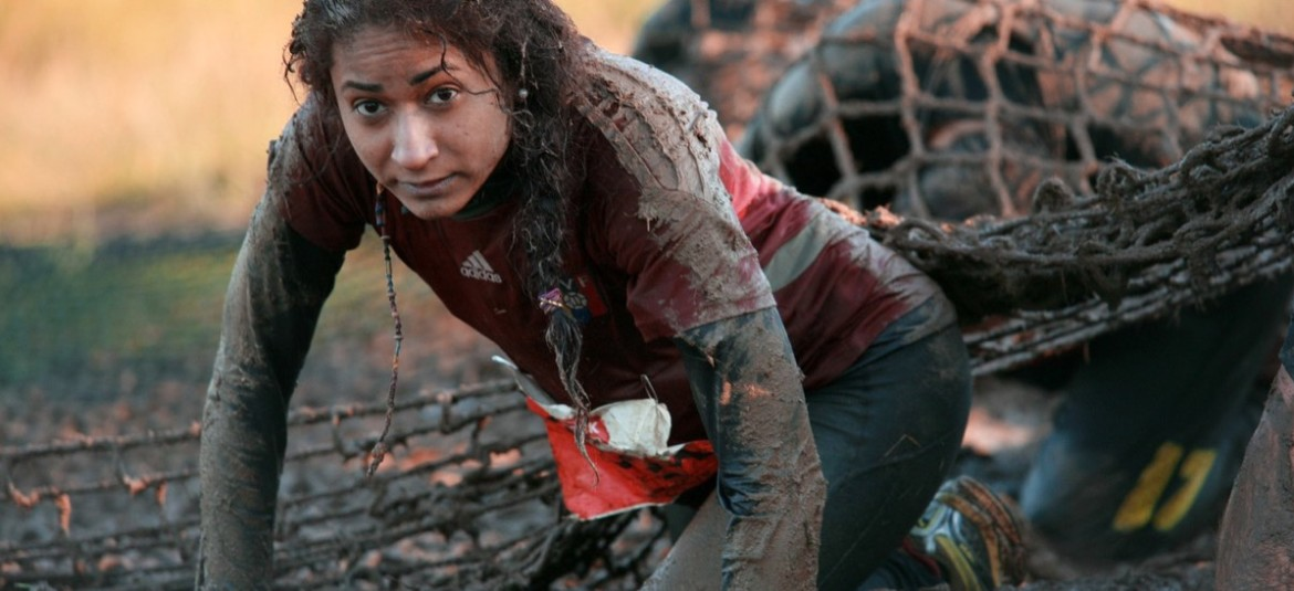 Getting muddy, using our skills and raising funds for good causes