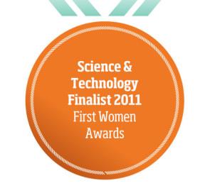 Science & Technology Finalist 2011 First Women Awards