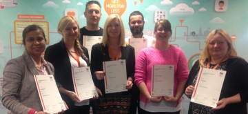 Novacroft leadership qualifications underpin investment in team growth