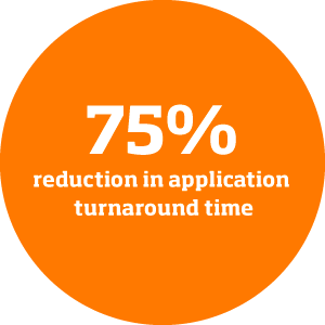 herts_county_council_1 application turnaround time reduction improved customer experience