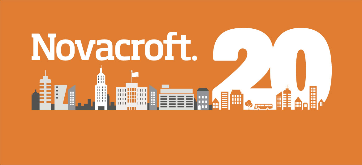 Novacroft celebrates twenty years as a core local employer and industry leader