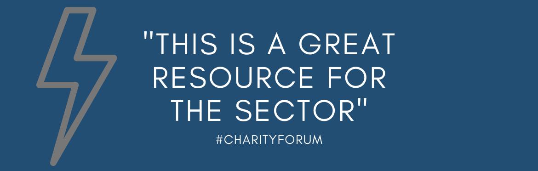 #CharityForum