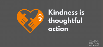 Webinar: 'The Importance of Kindness: Now and Beyond Covid-19'