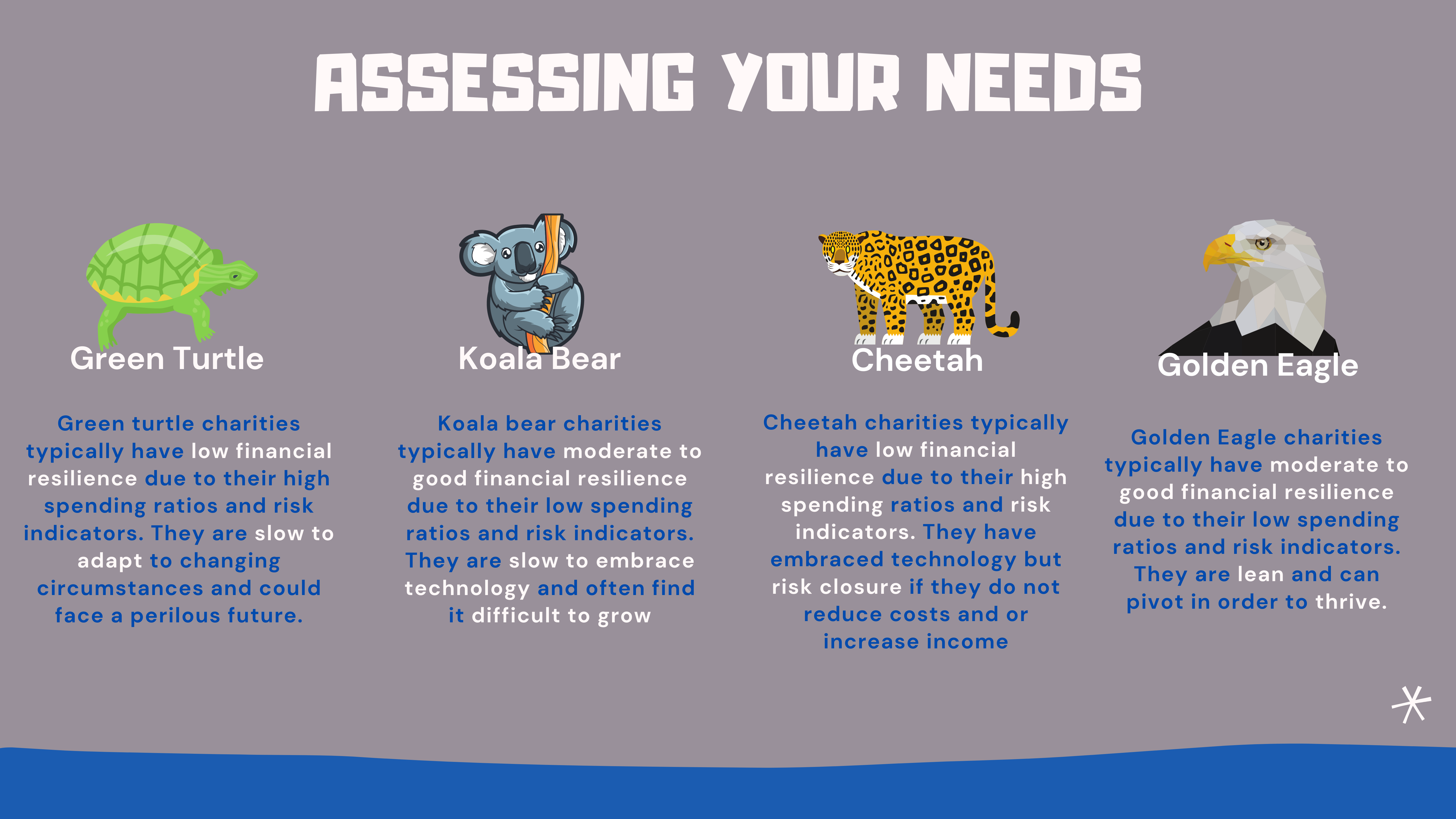 Charity health check - assessing your needs