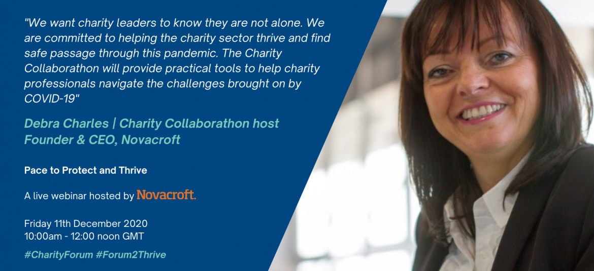 Debra Charles – Charity Collaborathon host