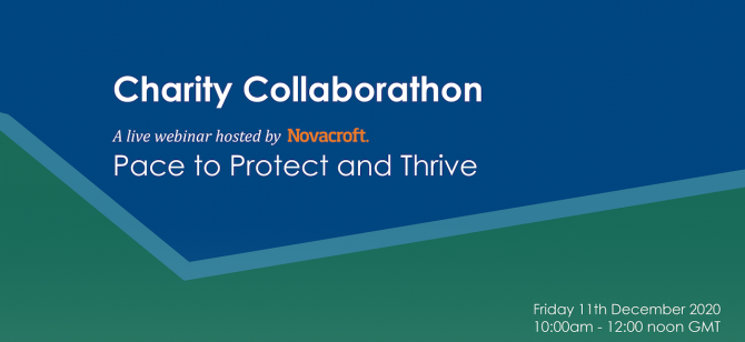 Charity Collaborathon: Pace to Protect and Thrive