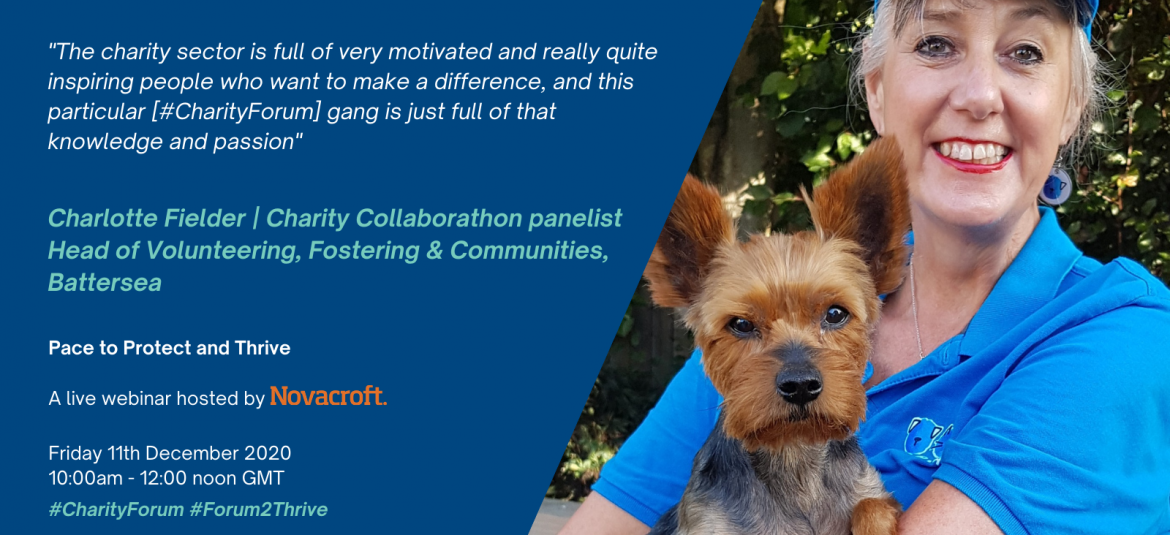 Charlotte Fielder – Charity Collaborathon panelist